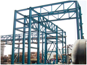 Structural Steel Fabrication In Saudi